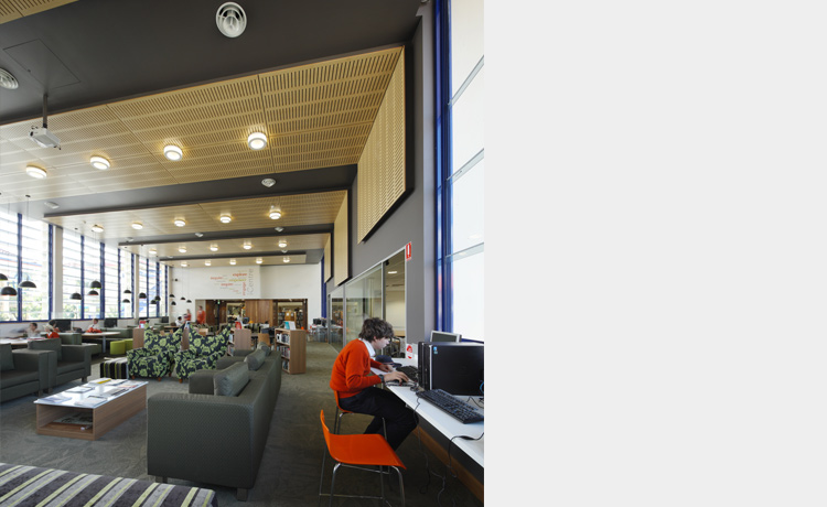 Library internal
