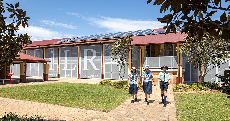 Coomera Anglican College J Block Refurbishment & Extension