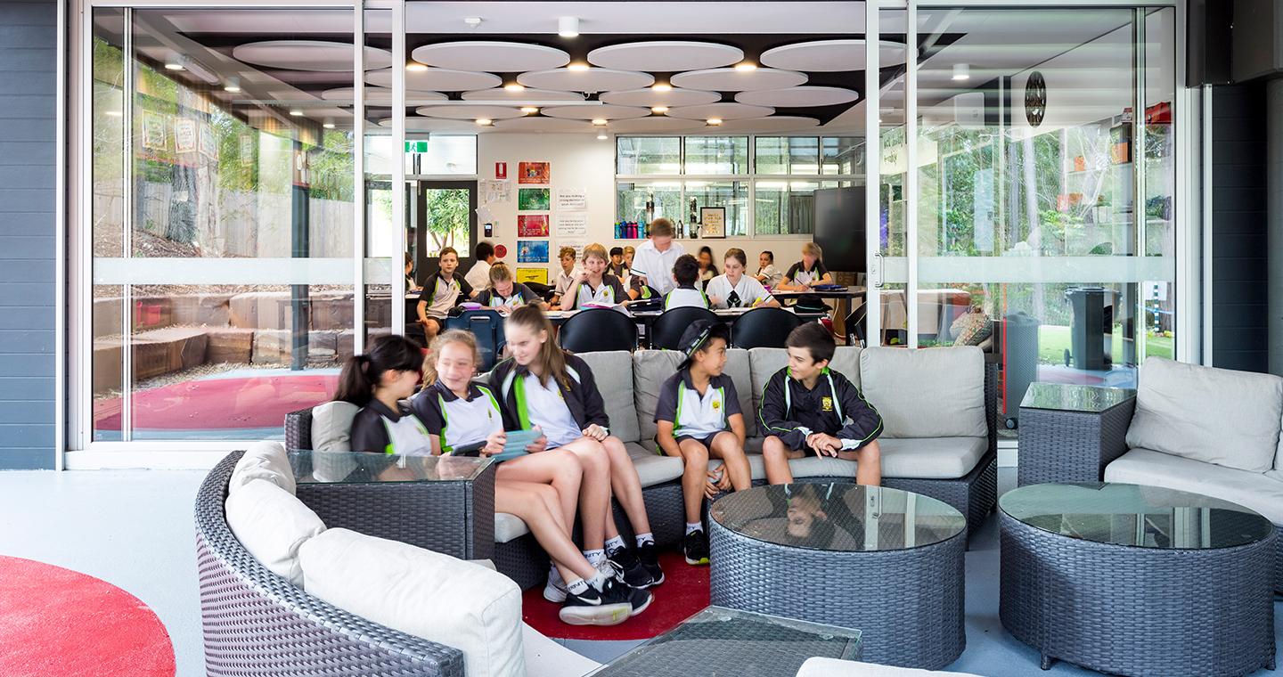 Trinity Lutheran College Middle School Reinvention